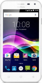 MyPhone FUN 5 White