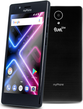 MyPhone FUN LTE Black