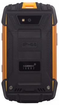 MyPhone Hammer Iron 2 Orange