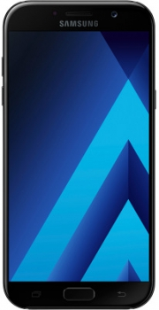 Samsung Galaxy A3 2017 DuoS Black (SM-A320F/DS)