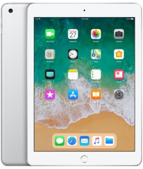 Apple iPad 2018 32Gb 4G Silver