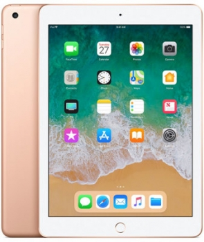 Apple iPad 2018 32Gb WiFi Gold