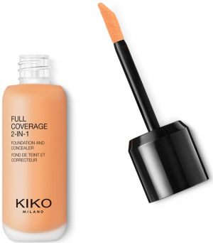 Kiko Full Coverage 2-in-1 Foundation & Concealer Neutral