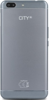 MyPhone City XL LTE Silver