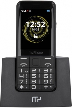 MyPhone Halo Q 3G Black