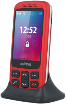 MyPhone Halo S Red