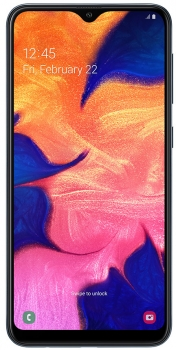 Samsung Galaxy A10 DuoS Black (SM-A105F/DS)
