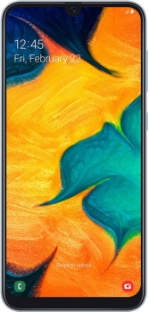 Samsung Galaxy A30 32Gb DuoS White (SM-A305F/DS)