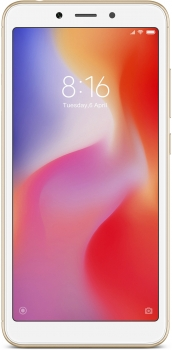 Xiaomi RedMi 6A 32Gb Gold