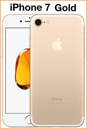 iPhone 7 Gold in Moldova!
