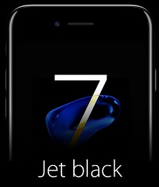 iPhone 7 Jet Black
