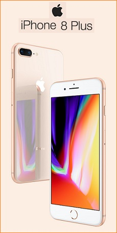 Купить iPhone 8+ Gold