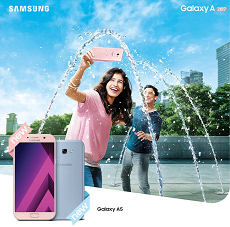 Samsung Galaxy A5 2017 in Moldova
