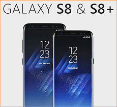 Samsung Galaxy S8 in Moldova!